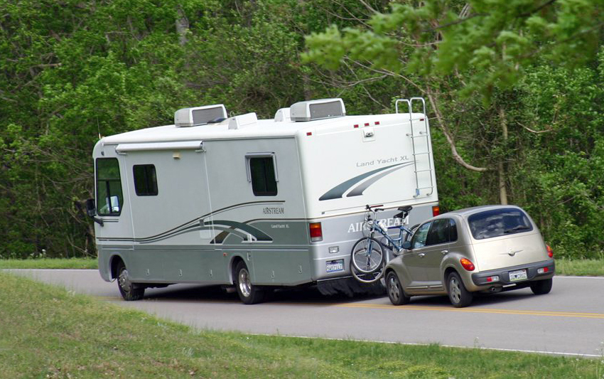 Motorhome or trailer?