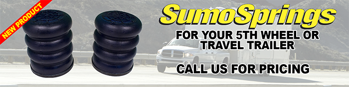 SumoSprings banner | Grants Pass RV and Auto Repair